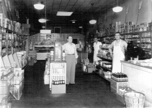 Andrew Williams Grocery 1947