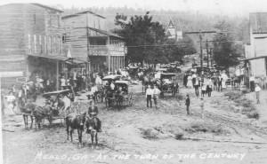 Menlo Early 1900s