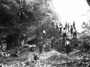 Mining Ore Gore