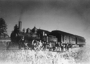 Tag Train