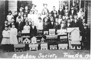 Trion aubudon society 1917