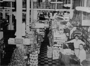 Cash store late 40s