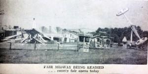 Fair Midway 1964