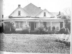 """The County Home"" was open till the mid 1960s. It was located where the nursing home is today"