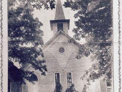 Trion Methodist Church celebrates it's 100th anniversary in 1944