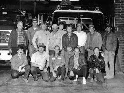 Summerville Volunteer Firemen 1980's
