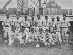 Lyerly baseball team mid 1930's