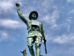 The Spirit of the American Doughboy Statue